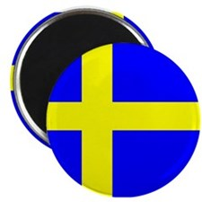 """How Swede it is! 2.25"""" Magnet (10 pack)"""