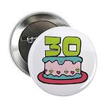 30th Birthday Cake 2.25