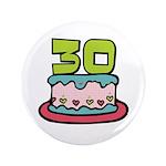 30th Birthday Cake 3.5