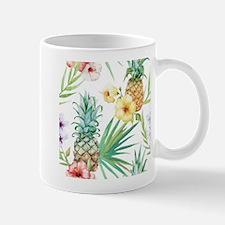 Vintage Flowers Mugs