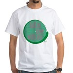 St. Patrick's Day Subliminal White T-Shirt