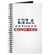 LYLA for congress Journal