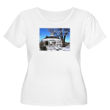 Grafton, Massachusetts - Women's Plus Size Scoop N