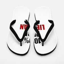 100 % Pure Liberian Native Flip Flops