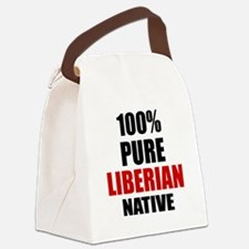 100 % Pure Liberian Native Canvas Lunch Bag