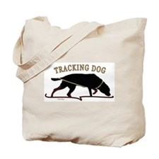 Rottie Tracker Tote Bag