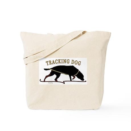 Rottie Tracker Tote Bag