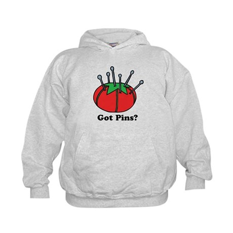 Got Pins? Pin Cushion Kids Hoodie