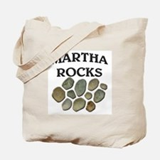 Martha Rocks Tote Bag
