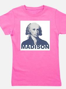 Cute Madison Girl's Tee
