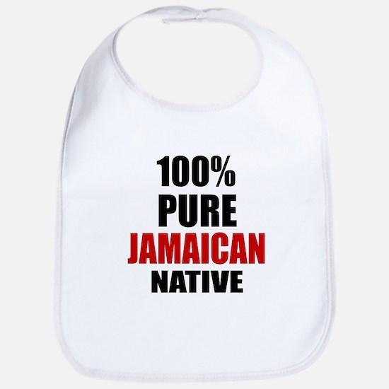 100 % Pure Jamaican Native Bib