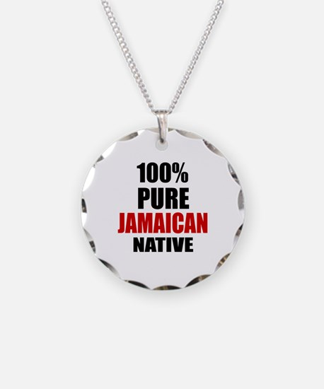 100 % Pure Jamaican Native Necklace