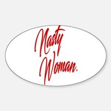 Nasty Woman Decal