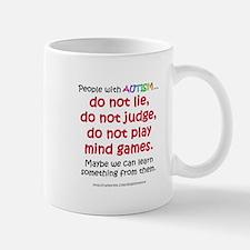 No Games (People) Mug