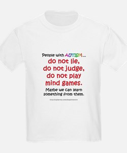 No Games (People) T-Shirt