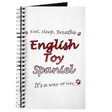 English Toy Breathe Journal