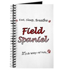 Field Spaniel Breathe Journal