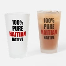 100 % Pure Haitian Native Drinking Glass