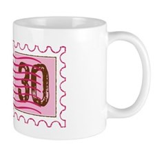 Birthday Stamp 30 Mug