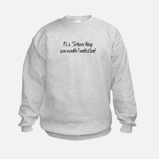 It's A Sphynx Thing Sweatshirt