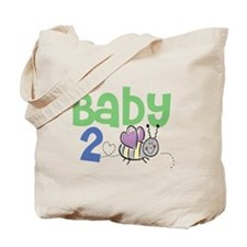 Baby 2 Bee Tote Bag