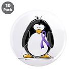 Purple Ribbon Penguin 3.5
