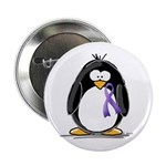 Purple Ribbon Penguin 2.25
