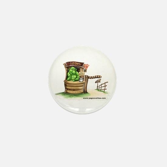 Cool Project management Mini Button