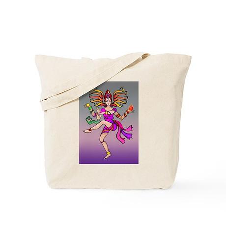 Shakti Dancer Tote Bag