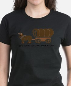 Oregon Trail: You have died o T-Shirt