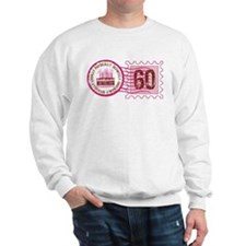Birthday Stamp 60 Jumper