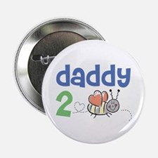 "Daddy 2 Bee 2.25"" Button"