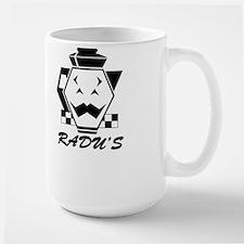 Radu Large Mug