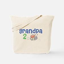 Grandpa 2 Bee! Tote Bag