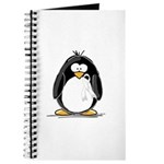 White Ribbon Penguin Journal