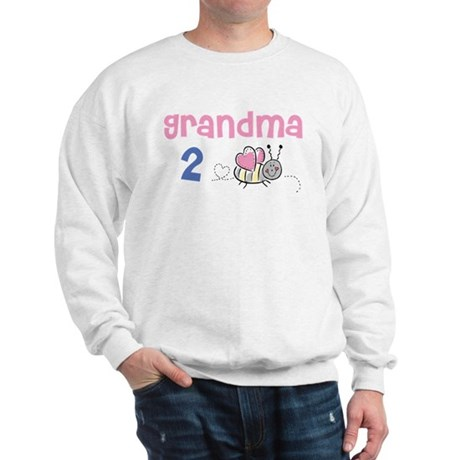 Grandma 2 Bee! Sweatshirt