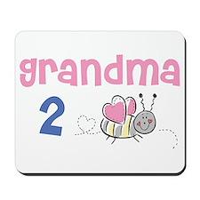 Grandma 2 Bee! Mousepad