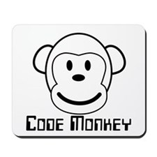 Code Monkey Mousepad