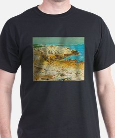 A North East Headland by Childe Hassam T-Shirt
