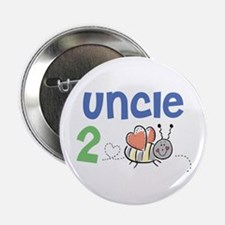 """Uncle 2 Bee 2.25"""" Button"""