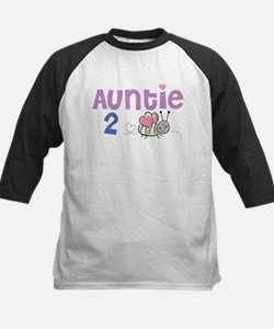 Auntie 2 Bee Kids Baseball Jersey
