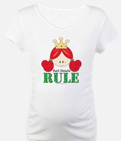 Red Heads Rule Red Head Shirt