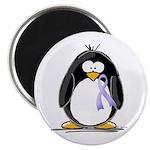 Lavender Ribbon Penguin 2.25