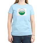 CERTIFIED BLONDE Women's Light T-Shirt