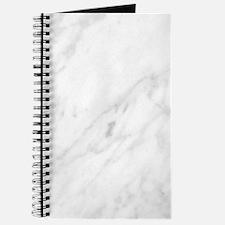 White Marble Journal