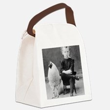 Cool Unusual Canvas Lunch Bag