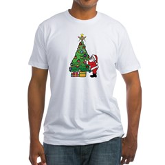 Santa and our star Shirt