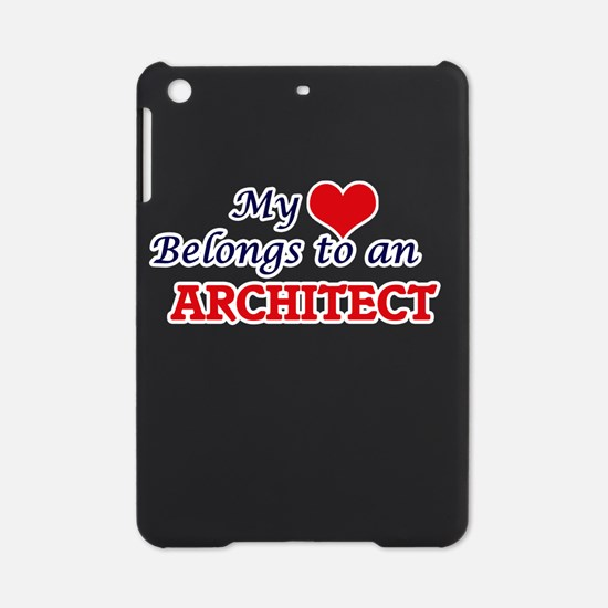 My Heart Belongs to an Architect iPad Mini Case
