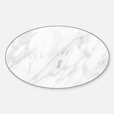 White Marble Decal