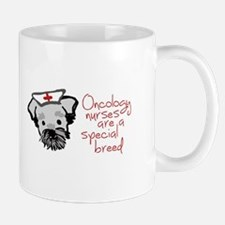 Oncology Nurses are a Special Breed Mugs